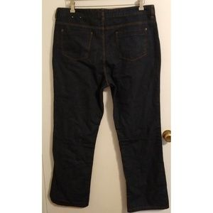 Natural Reflections Jeans - Natural Reflections Flannel Lined Jeans 18